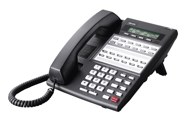 NEC DS1000 handset - NEC DS1000 and DS2000
