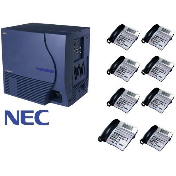 nec elite ipk II system - NEC IPK II