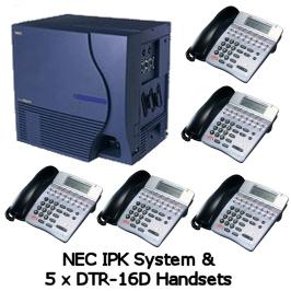 NEC IPK System - NEC IPK