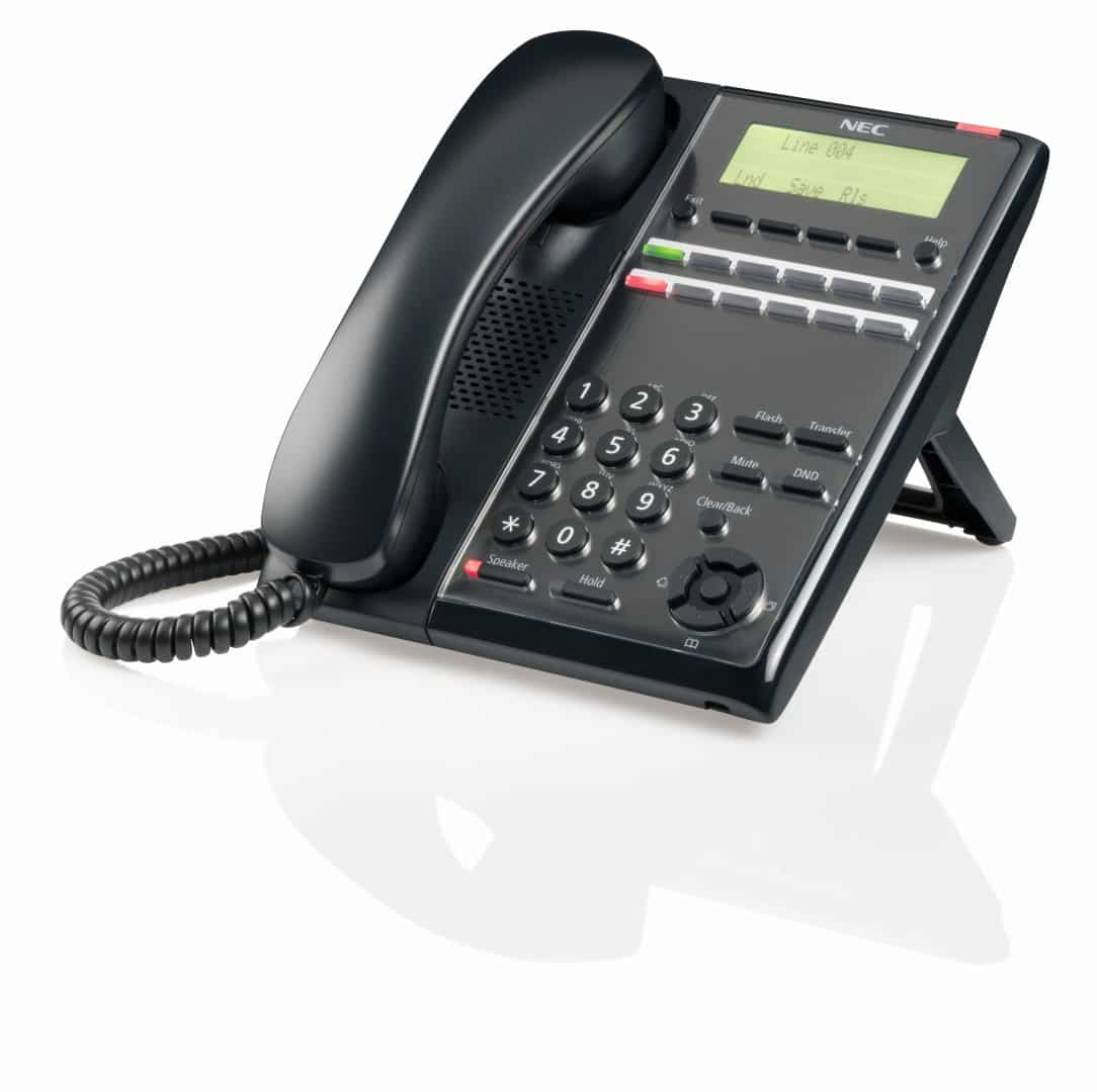 NEC SL2100 12 Button Digital Telephone - NEC SL2100