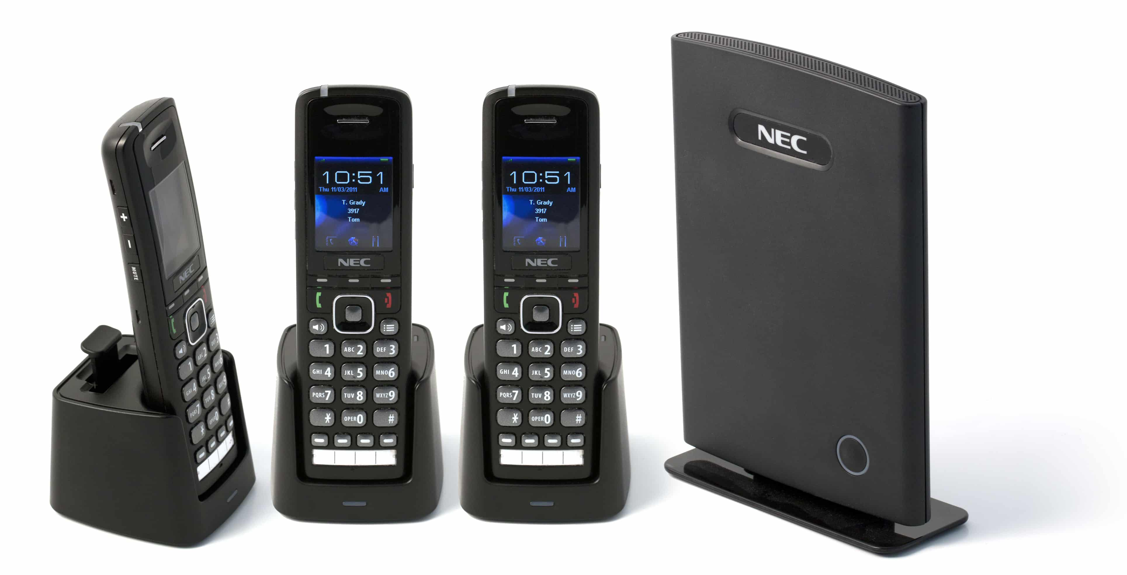 SMB Wireless ML440 Package - NEC SL2100