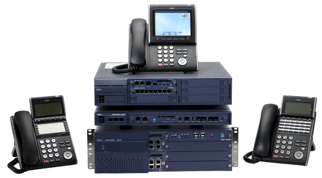 nec sv8100 telephone system - NEC SV8100
