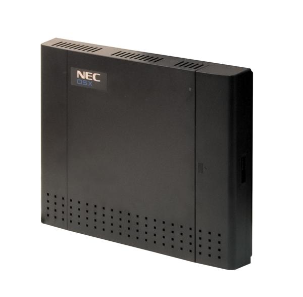 NEC DSX cabinet - NEC DSX
