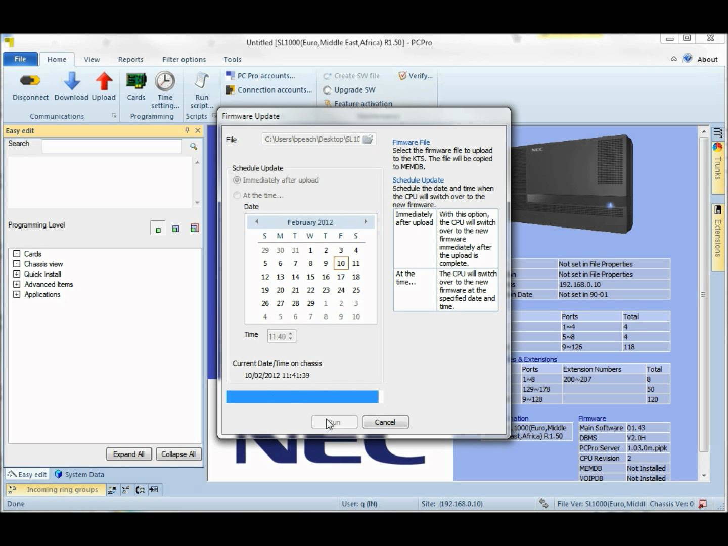 nec software teleco business telephone systems rh telecophones com NEC CMS Monitor Calibration Test