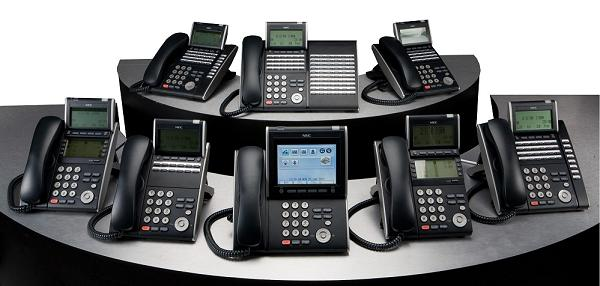 nec univerg sv8100 digital terminals