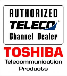 Toshiba Authorized Channel Dealer
