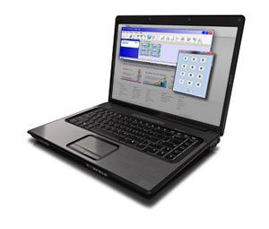 laptop mycalls keypad - NEC SL1100