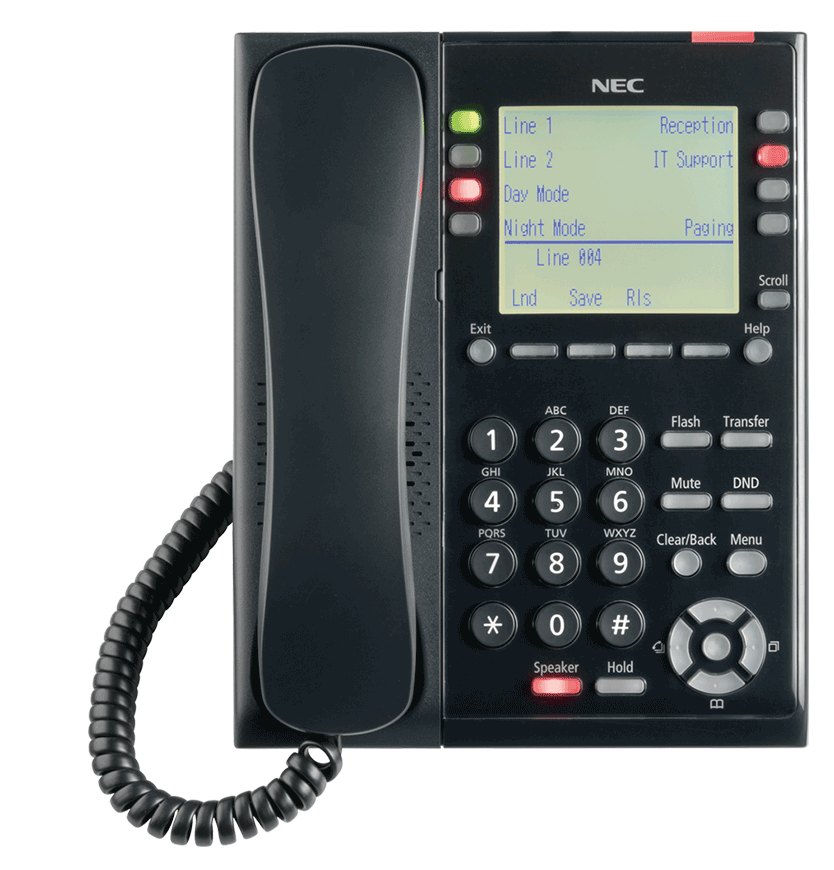 Telephone Systems New Jersey | NEC SL2100