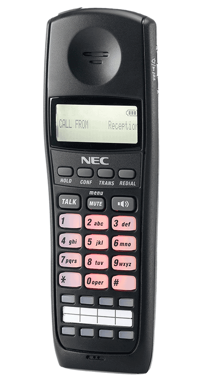 New Jersey Telephone Systems | NEC Cordless Phones
