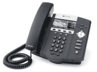 Polycom SoundPoint IP 450 200x149 - Cloud Handsets
